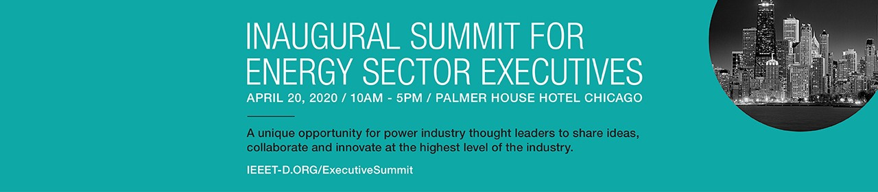 2020 Inaugural Summit for Energy Sector Executive