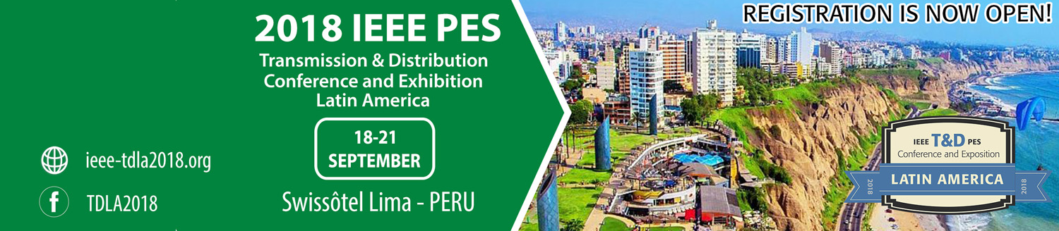Transmission & Distribution Conference and Exhibition- Latin America