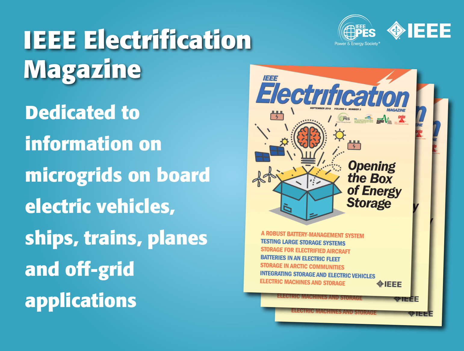 IEEE Electrification Magazine