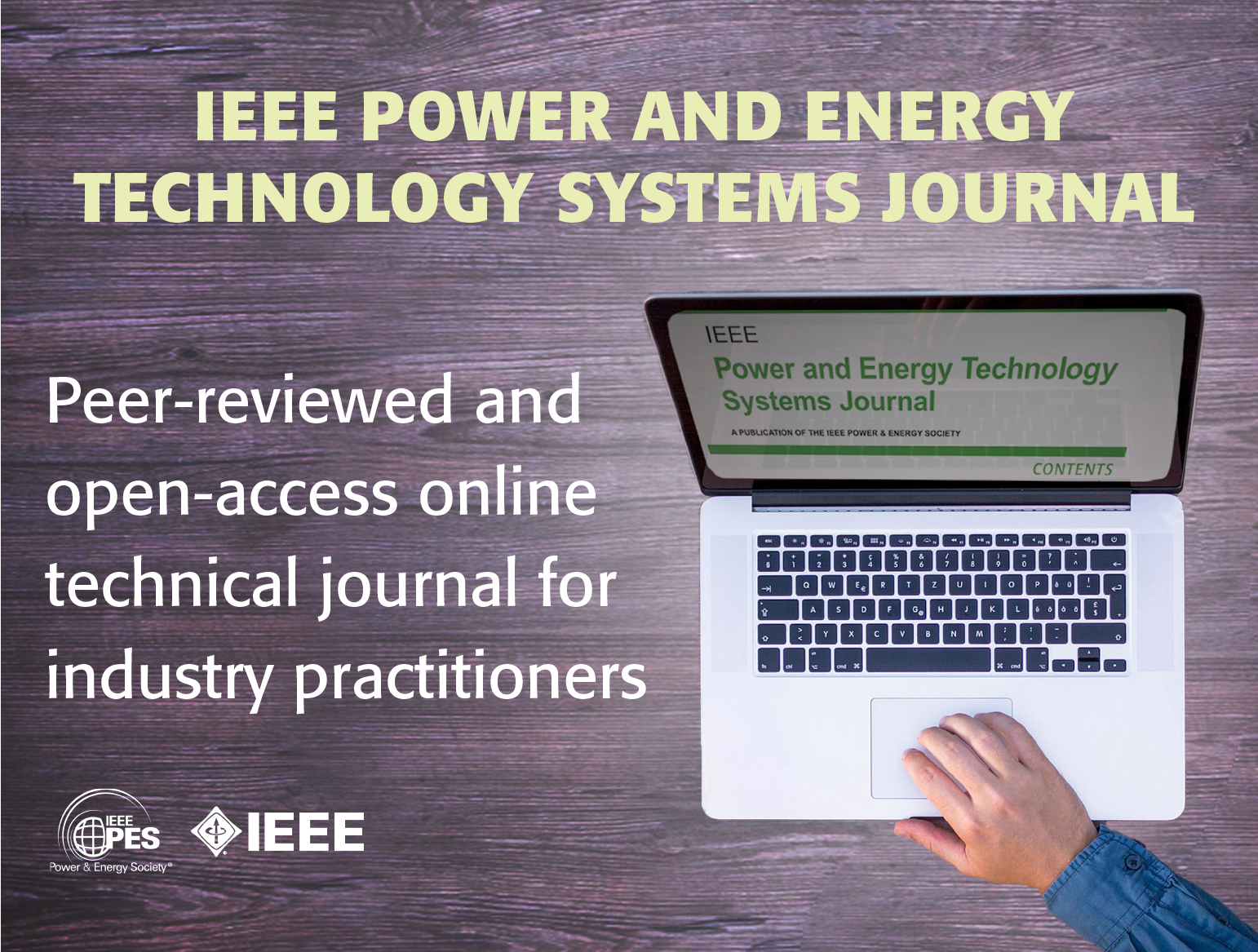 IEEE Power and Energy Technology Systems Journal