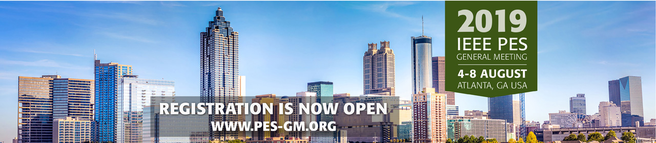 2019 IEEE PES GM - Registration Now Open