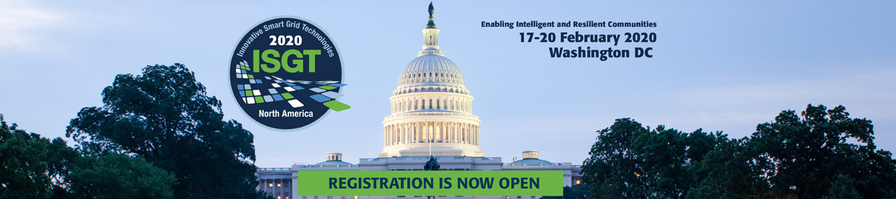 ISGT 2020 Registration Now Open