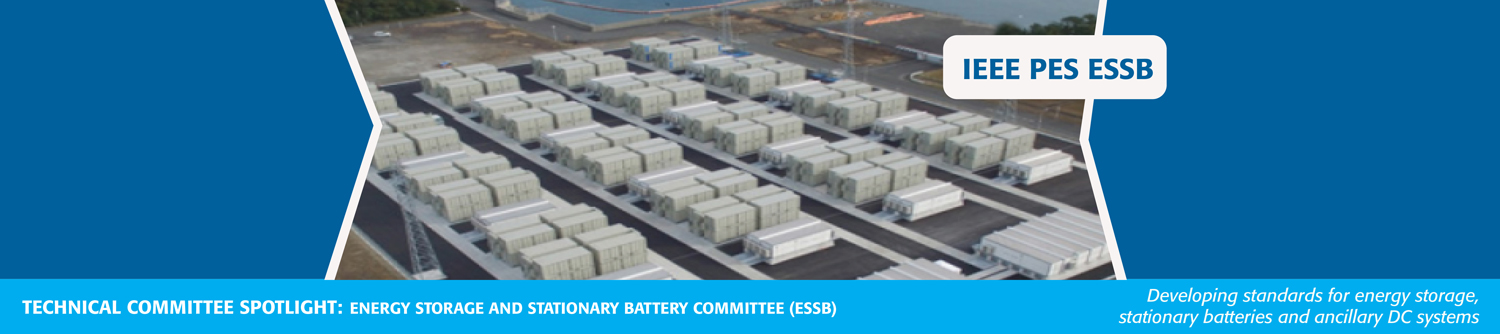 Energy Storage and Stationary Battery Committee (ESSB)