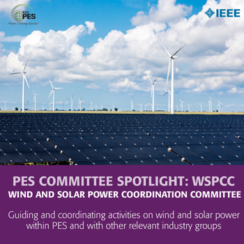 PES Committee Spotlight: WSPCC