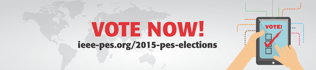 Vote Now! PES 2015 Elections