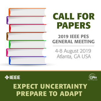 PES GM 2019 Call for Papers