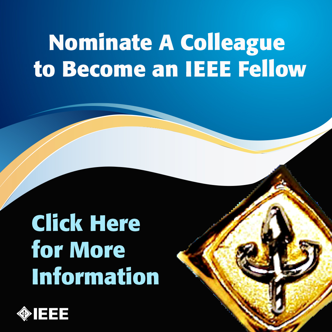 IEEE Fellows Nomination