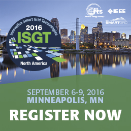 2016 IEEE PES ISGT NA Conference
