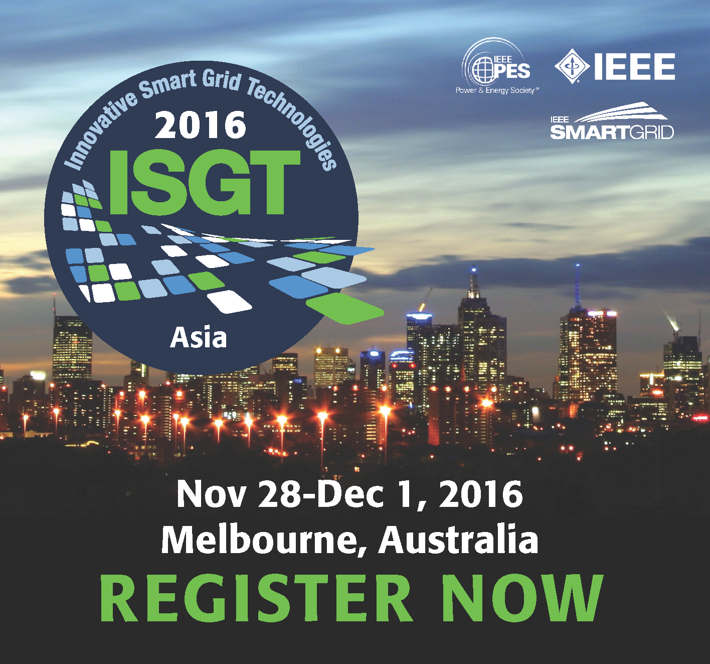 ISGT Asia 2016