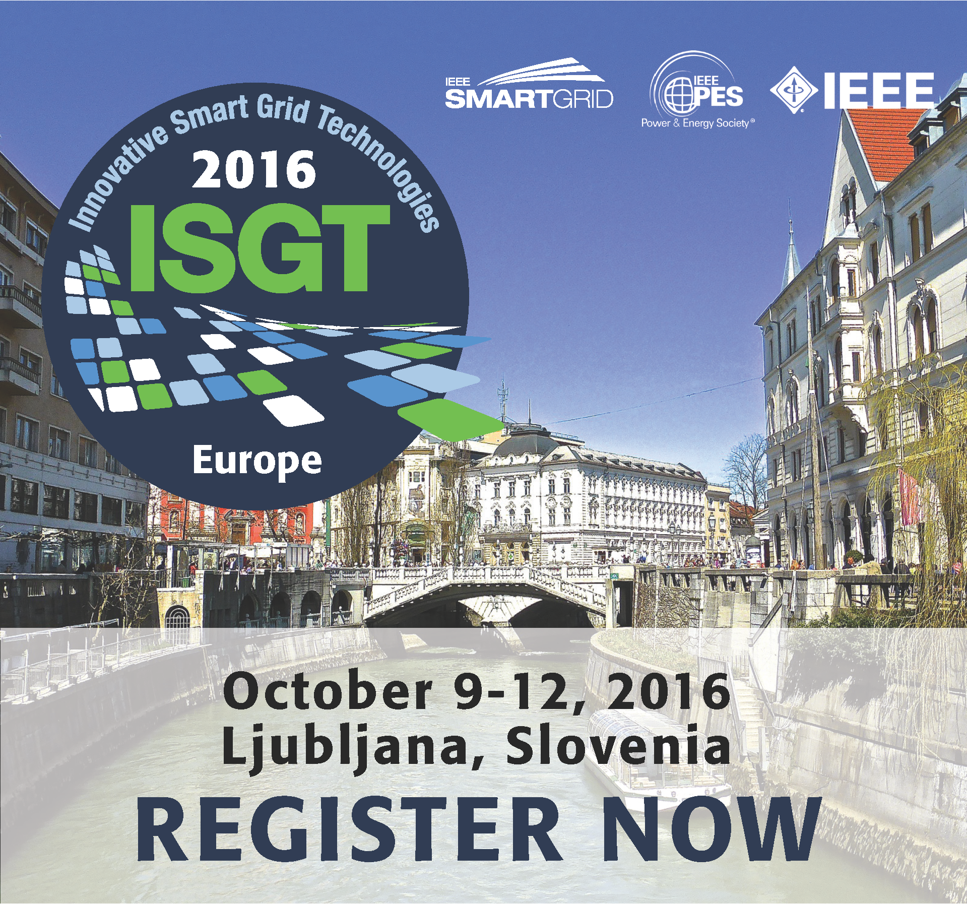 ISGT Europe 2016