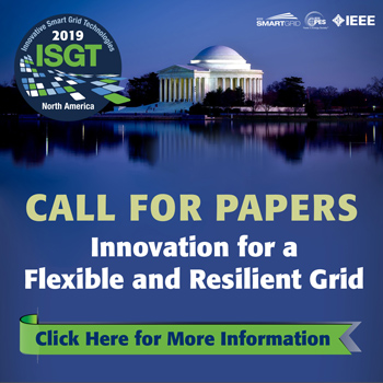 Call for Papers ISGT 2019