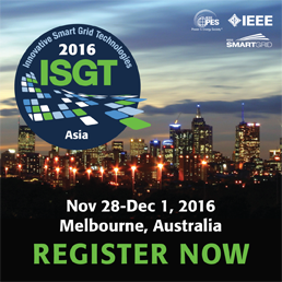 2016 IEEE PES ISGT Asia Conference