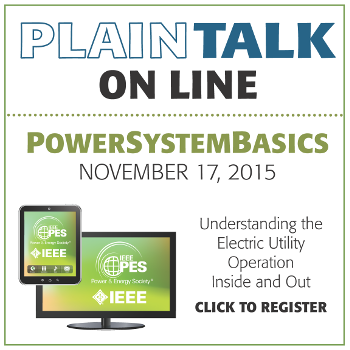 Plain Talk - Power System Basics