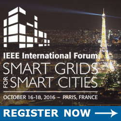 2016 Smart Grid for Smart Cities