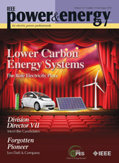 Lower Carbon Energy Systems