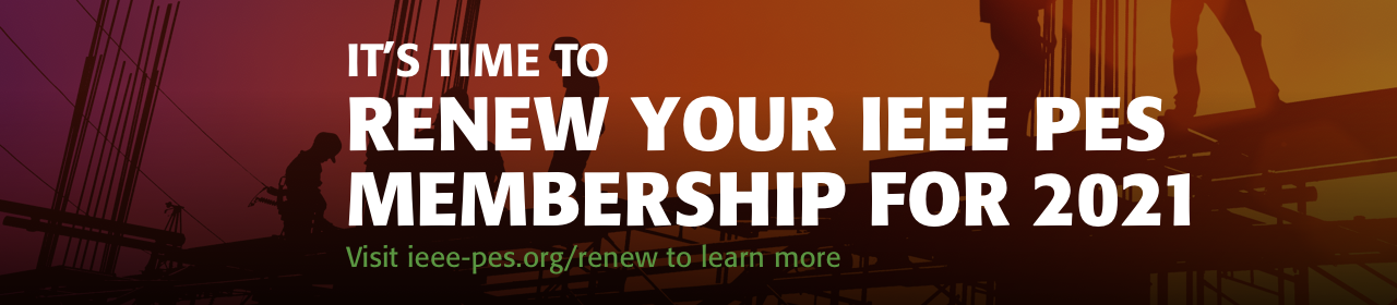 Renew Your PES Membership for 2021