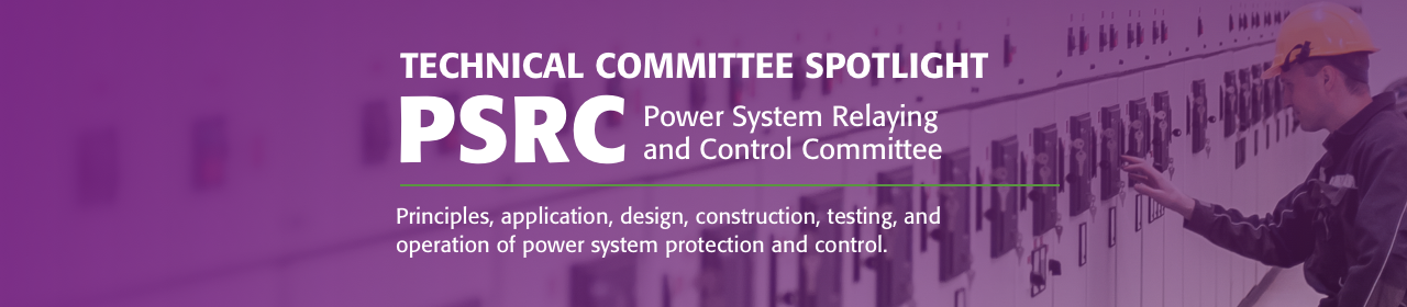 Technical Committee Spotlight: PSRC