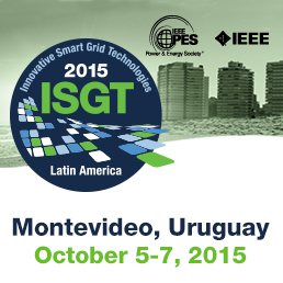 Register for the ISGT Uruguay