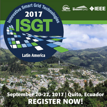 ISGT Latin America - Register Now