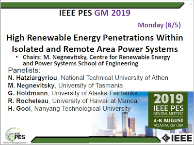 High Renewable Energy Penetrations Within Isolated and Remote Area Power Systems