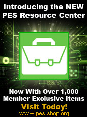 Introducing the NEW PES Resource Center