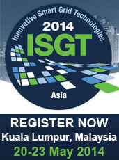 Register Now for ISGT Asia 2014